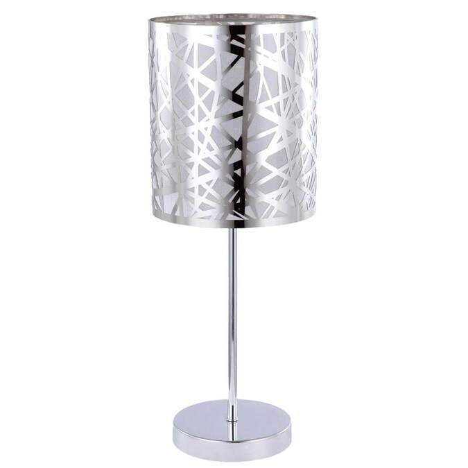 Beldi Nice 18 9 In Chrome Table Lamp