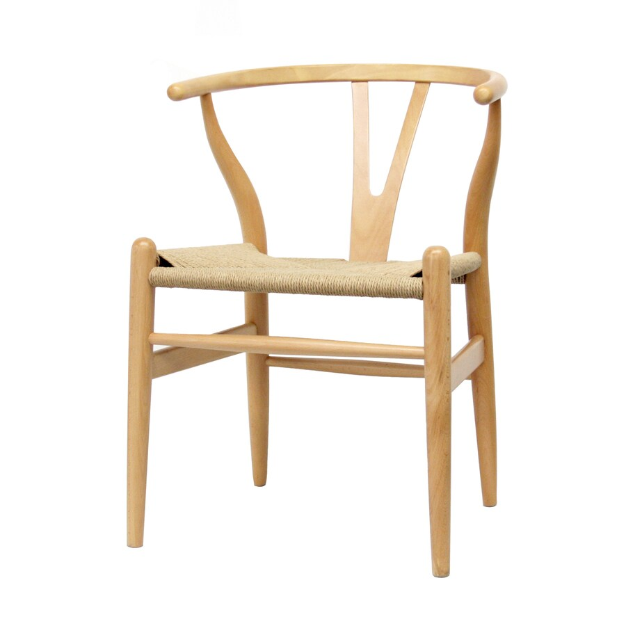 Baxton Studio 1-Natural Side Chair