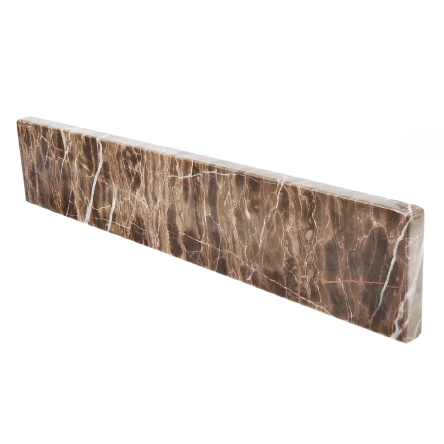 D'Vontz 21-1/4-in L x 3/4-in W Bathroom Splash Bar