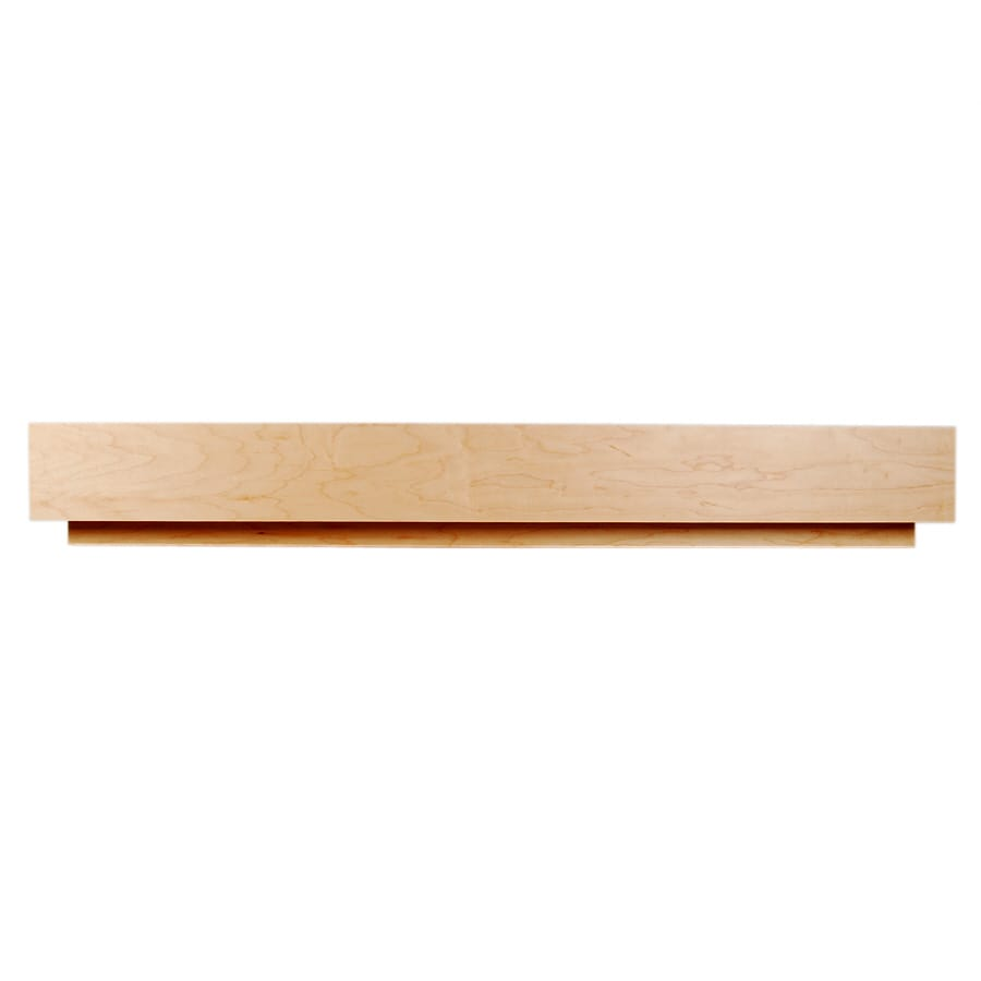 D'Vontz MDV Modular Vanities Natural Maple Vanity Stretcher