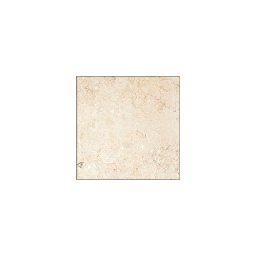 HTO 5-Pack 12-in x 12-in Isis Yellow Floor Tile