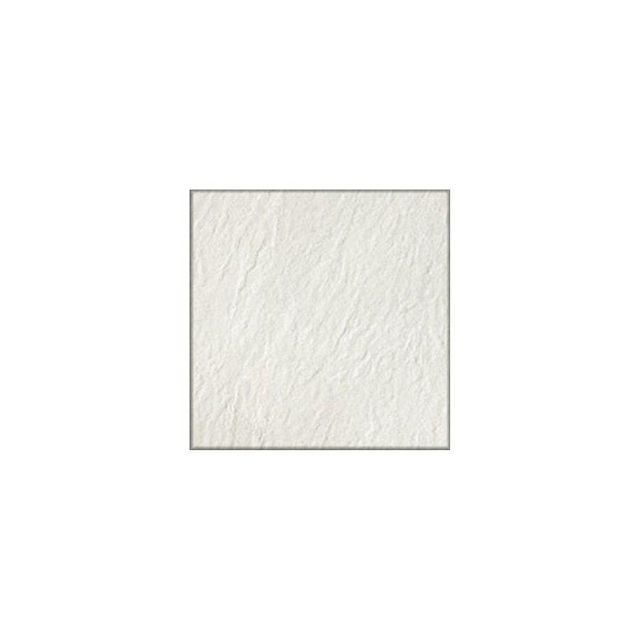 HTO 6-Pack 24-in x 12-in White Floor Tile