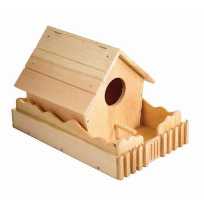 Red Toolbox Birdhouse Woodworking Kit At Lowes Com