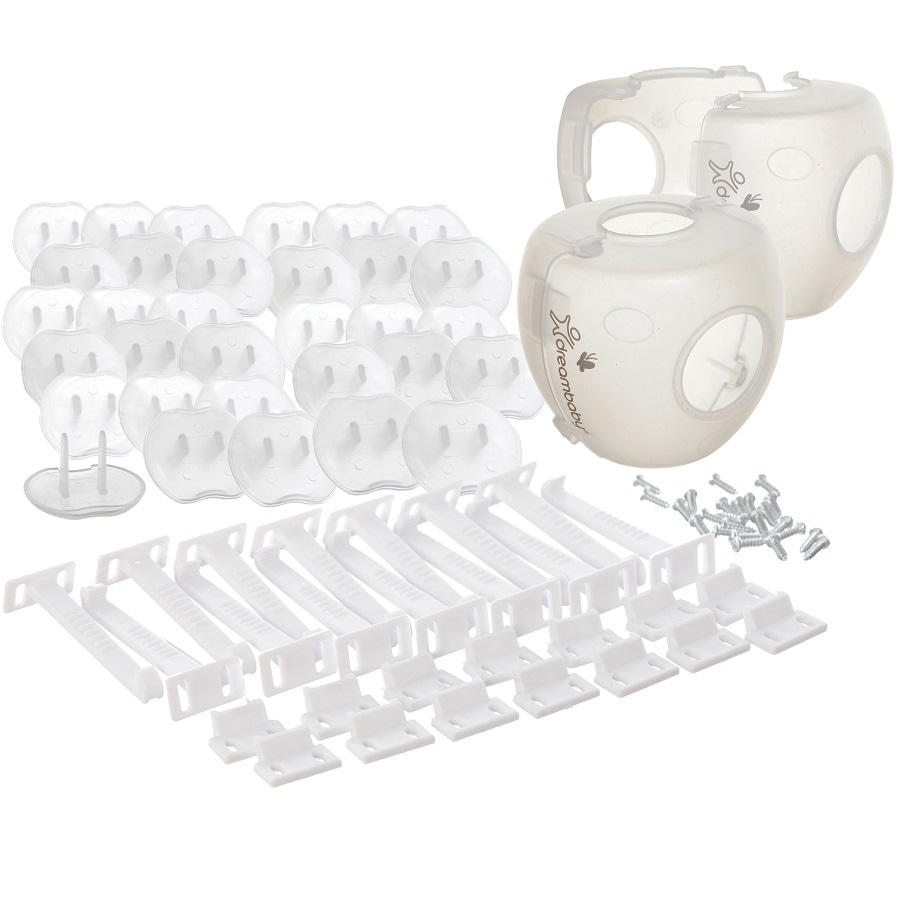 Dreambaby 48 Piece Home Safety Kit