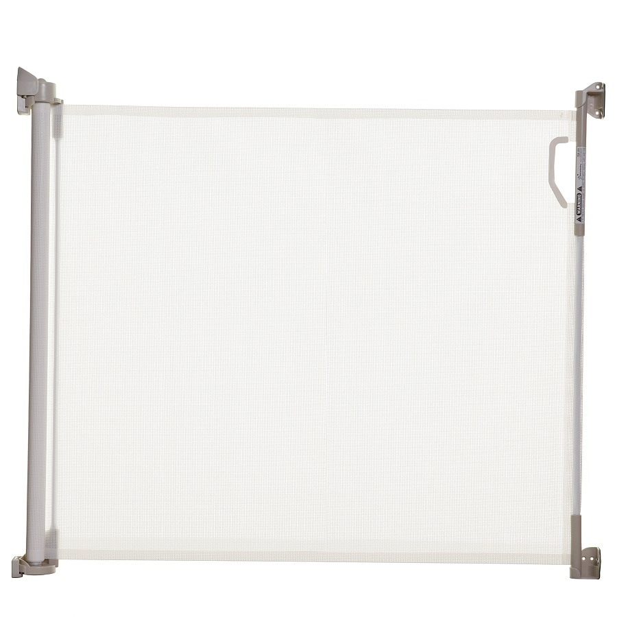 Shop Dreambaby Retractable 55 In X 34 In White Plastic