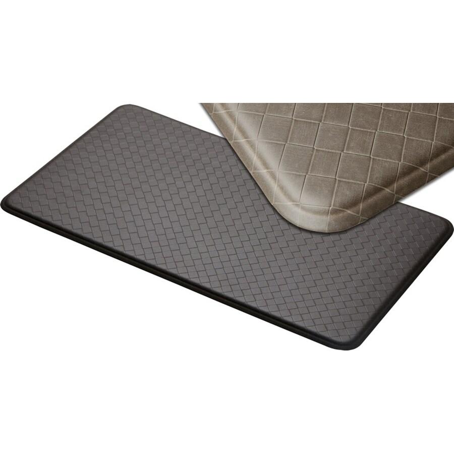 """Imprint 26""""W x 72""""L Flatiron Anti-Fatigue Mat"""