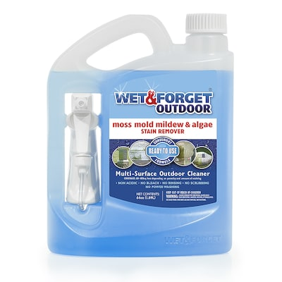 Wet and Forget 64-fl oz Liquid Mold Remover at Lowes com
