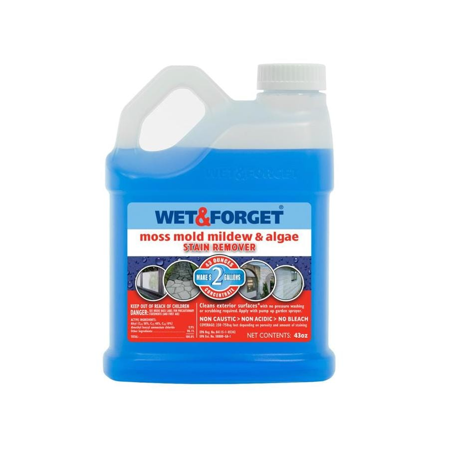 Wet and Forget 43-oz Liquid Mold Remover