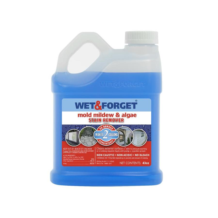 Wet and Forget 43-fl oz Liquid Mold Remover