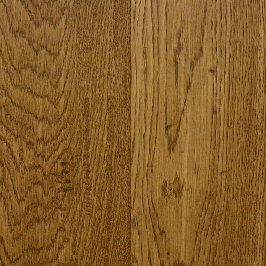 tecsun 5.12-in W Prefinished Oak Engineered Hardwood Flooring (Spice)