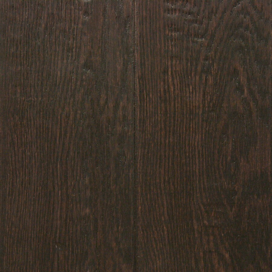 tecsun 5.12-in W Prefinished Oak Engineered Hardwood Flooring (Walnut)