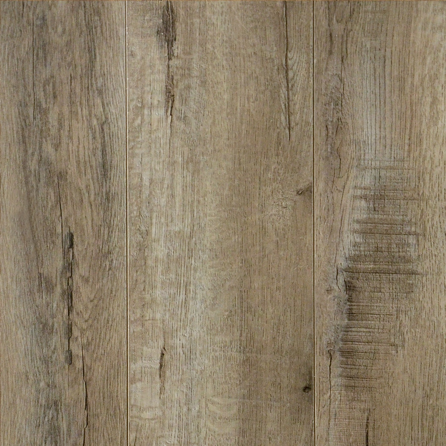 Shop Tecsun 6 5 In W X 4 Ft L Ginger Glow Hickory Embossed