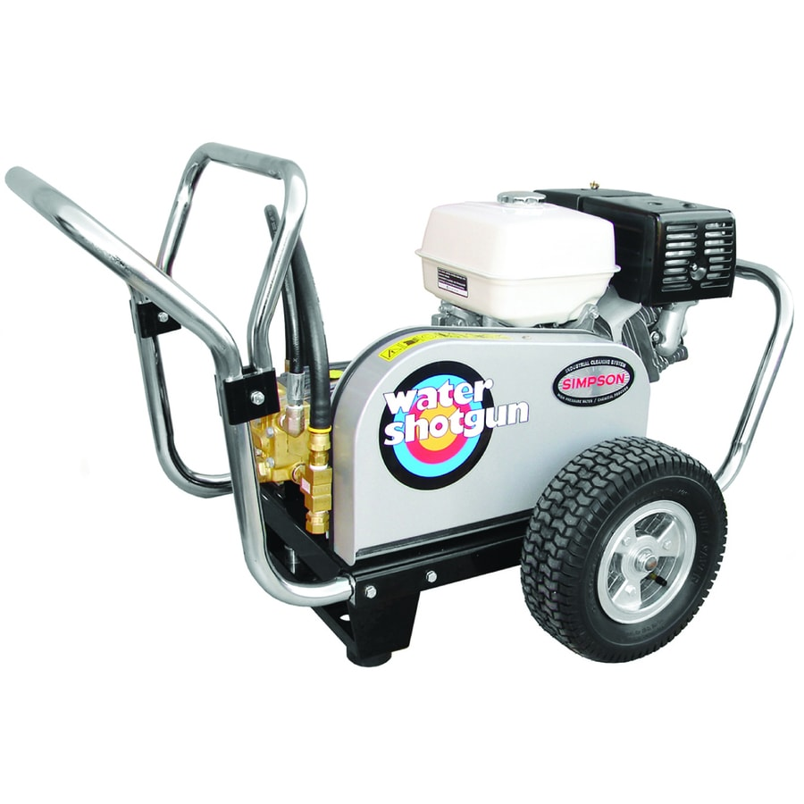SIMPSON 3500-PSI 4-GPM Water Gas Pressure Washer