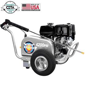 Simpson Aluminum Waterblaster 4200 Psi 4 Gpm Cold Water Gas Pressure Washer Carb