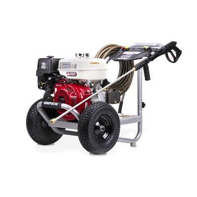 SIMPSON Pro Series 4000-PSI 3 5-GPM Cold Water Gas Pressure
