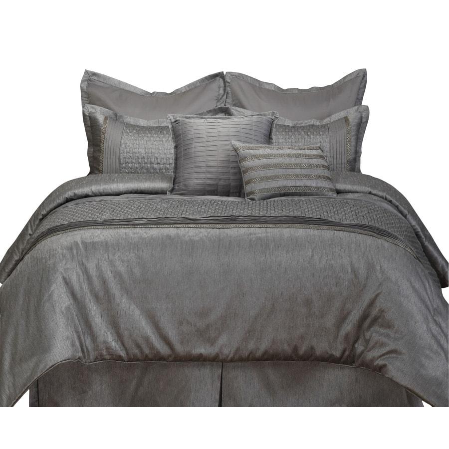 Stratford Park Ontario 8-Piece Birch Queen Comforter Set