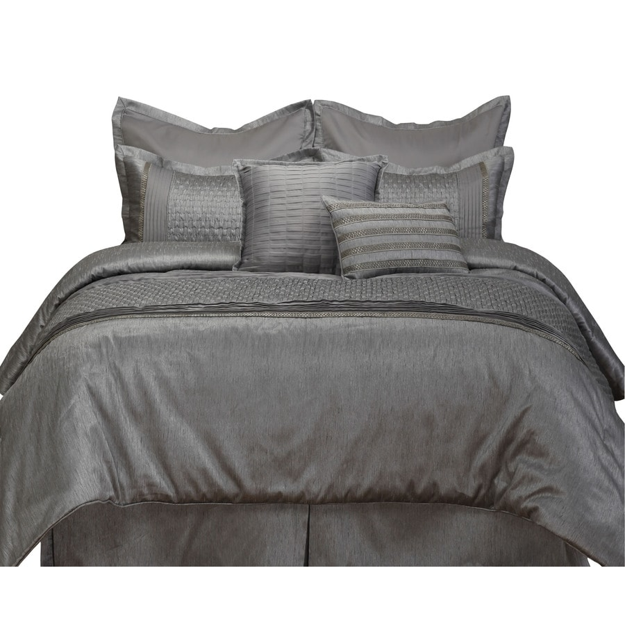Stratford Park Ontario 8-Piece Birch King Comforter Set