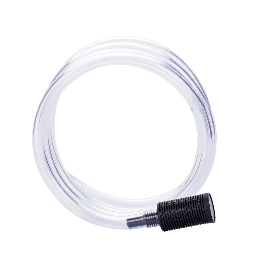 Shop Blue Hawk 3/8-in x 5-ft Plastic Pressure Washer Hose at Lowes.com