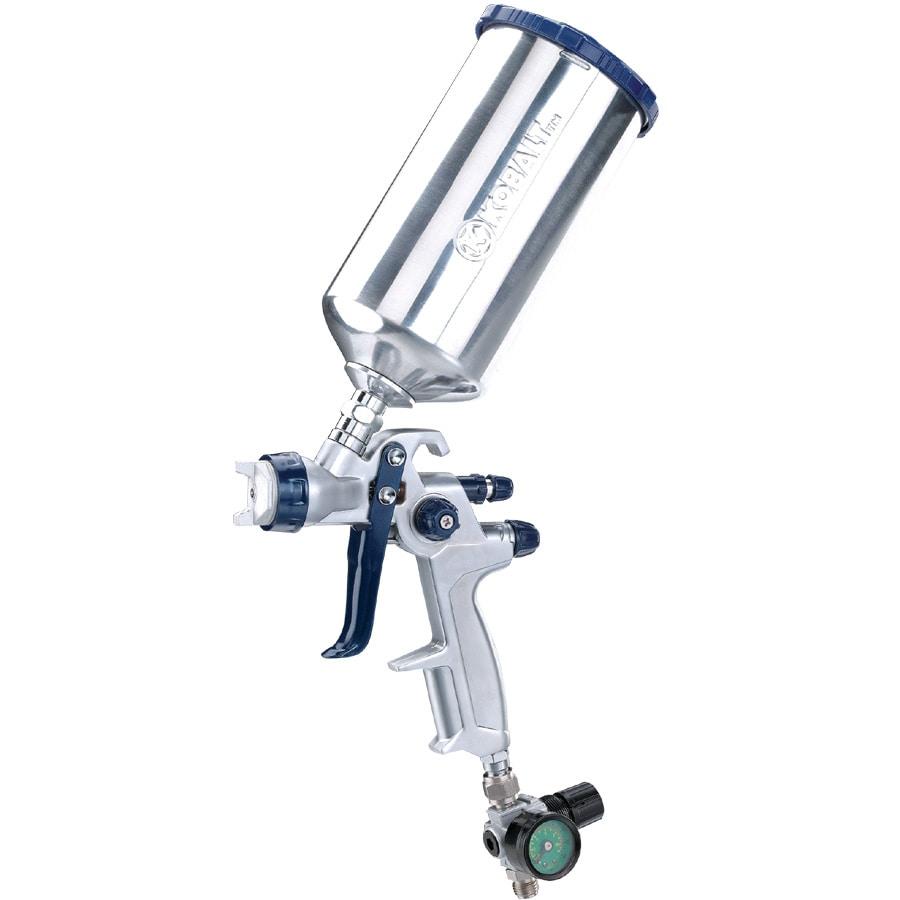prodigious Lowes Hopper Gun Part - 16: Kobalt Large Gravity Feed HVLP Spray Gun
