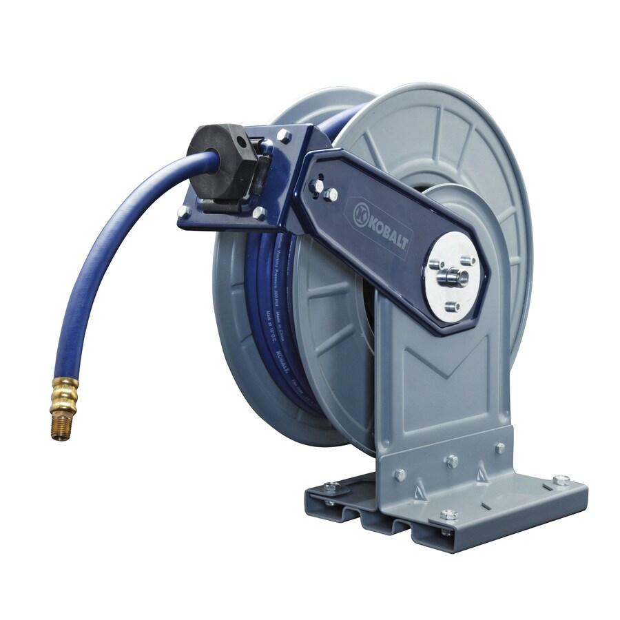 kobalt retractable hose reel - Retractable Hose Reel