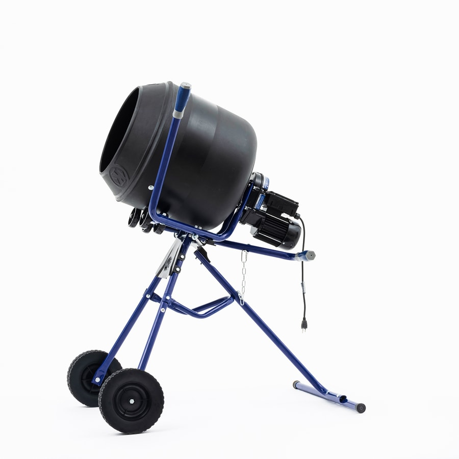 Kobalt 4-cu ft 0.5-HP Cement Mixer