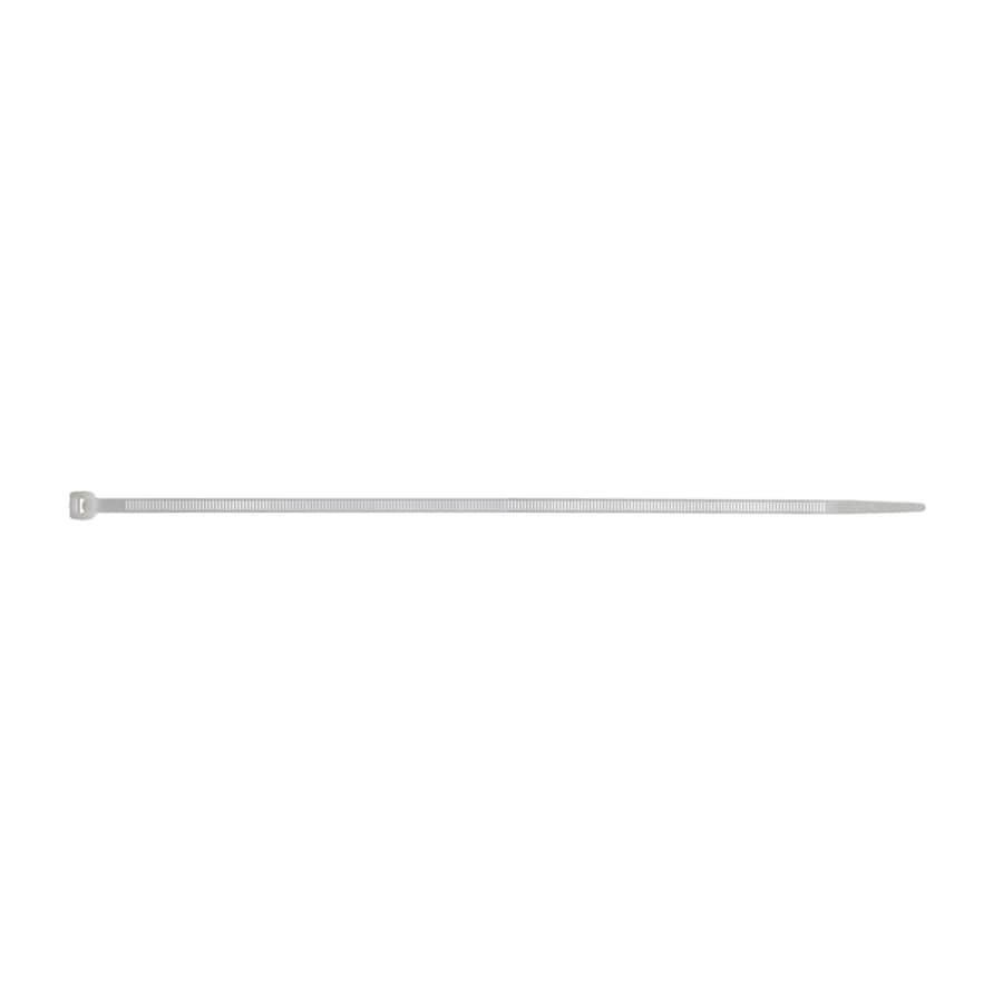 Utilitech 100-Pack 11-in Nylon Cable Ties