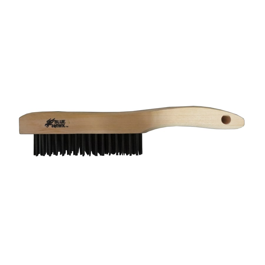 Blue Hawk Stainless Steel Coarse Wire Brush