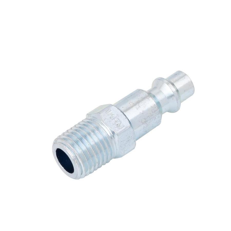 Kobalt Steel NPT Plug (M) 1/4-in Industrial