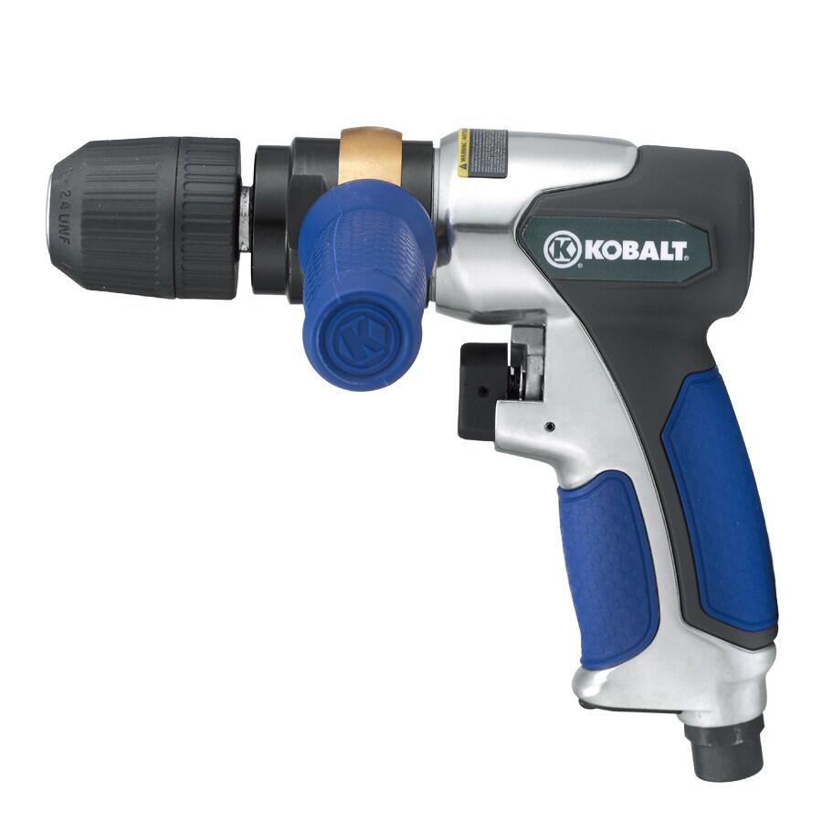 Kobalt 3/8-in Reversible Drill