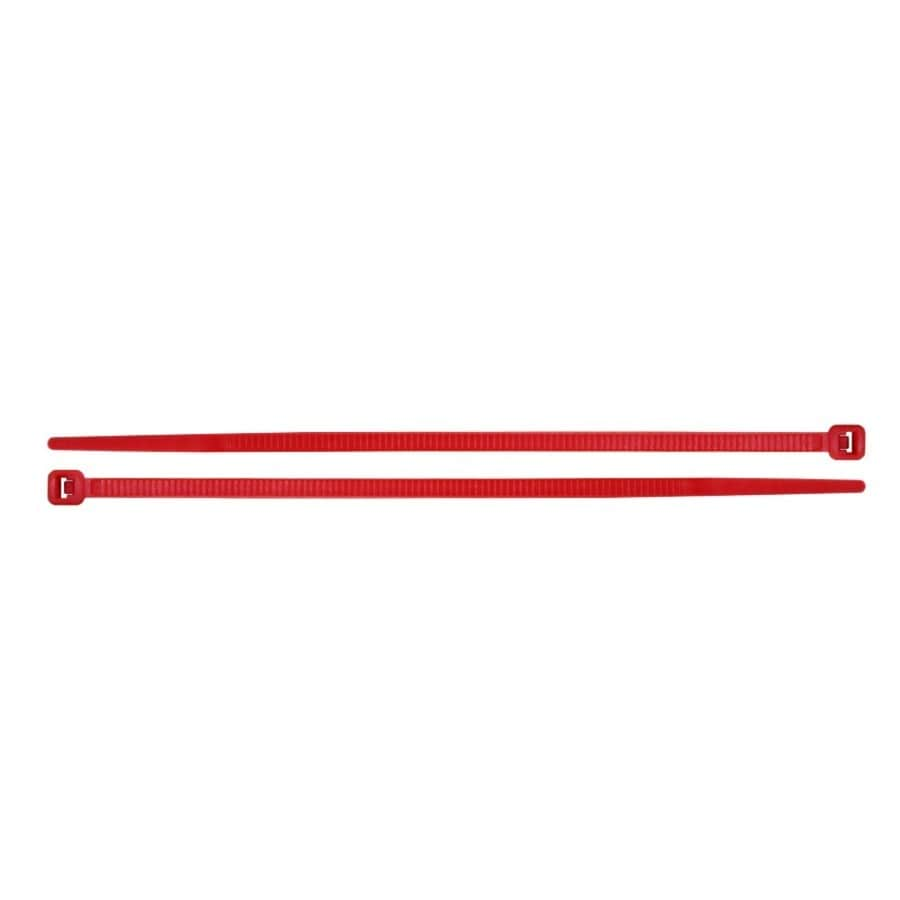 Utilitech 100-Pack 4-in Nylon Cable Ties