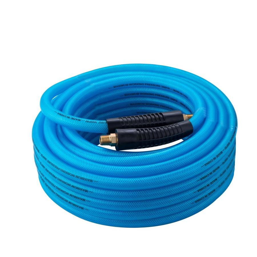 Kobalt 3/8-in Kink Free 50-ft Rubber Air Hose