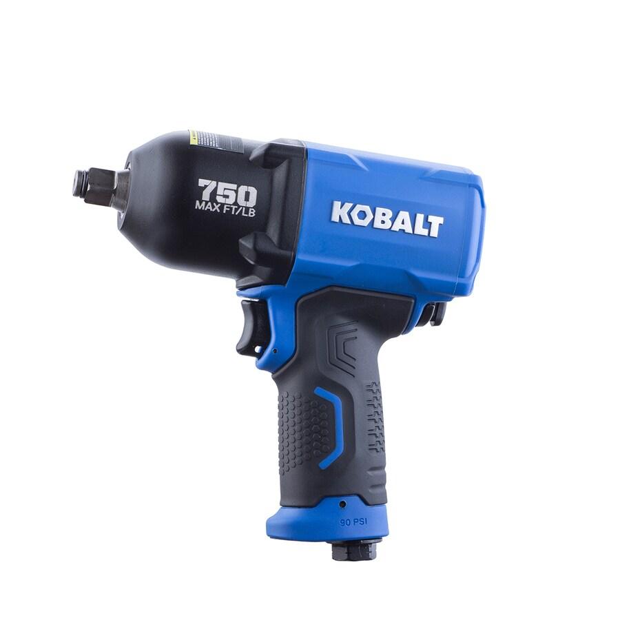 Kobalt 0 5 In 750 Ft Air Impact Wrench 51 Ratings