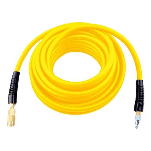 3//8 In PVC Air Hose Lightweight Flexible Hose For All-weather New X 50 Ft