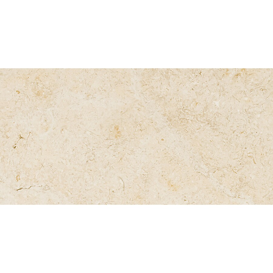 allen + roth 60-Pack NBS Casablanca Natural Stone Rectangle Accent Tile (Common: 3-in x 6-in; Actual: 2.75-in x 5.5-in)