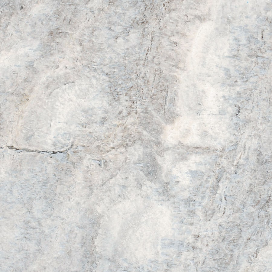 Bermar Natural Stone Silverado Honed and Amp; Filled Travertine Floor and Wall Tile (Common: 18-in x 18-in; Actual: 18-in x 18-in)