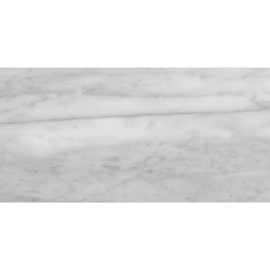 Marble Systems 60-Pack NBS Avenza Natural Stone Rectangle Accent Tile (Common: 3-in x 6-in; Actual: 2.75-in x 5.5-in)