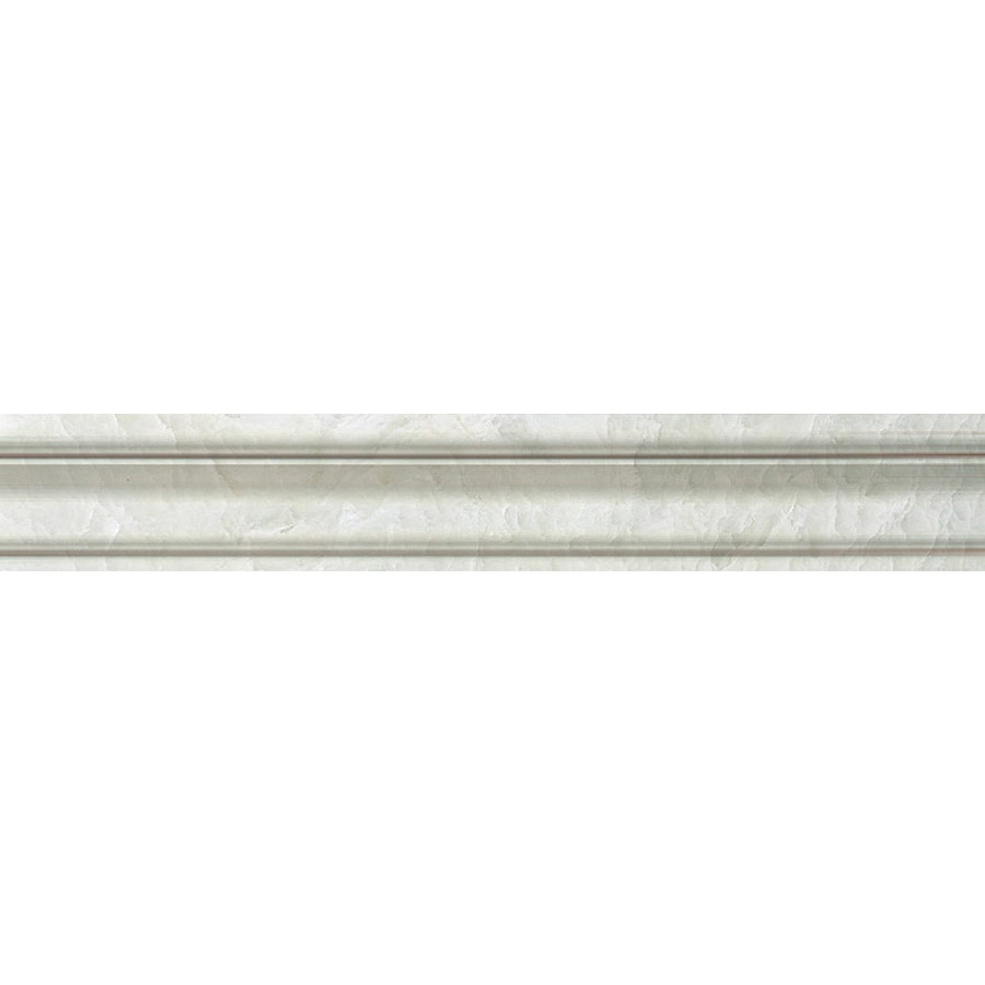 Marble Systems NBS Ming Green Natural Stone Chair Rail