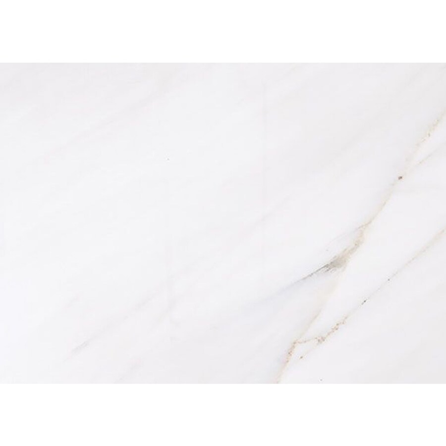 Bermar Natural Stone Izmir Polished Marble Floor and Wall Tile (Common: 3-in x 6-in; Actual: 2.75-in x 5.5-in)