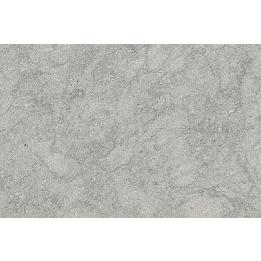 Bermar Natural Stone Exotic Mist Honed Limestone Floor and Wall Tile (Common: 6-in x 24-in; Actual: 6-in x 24-in)