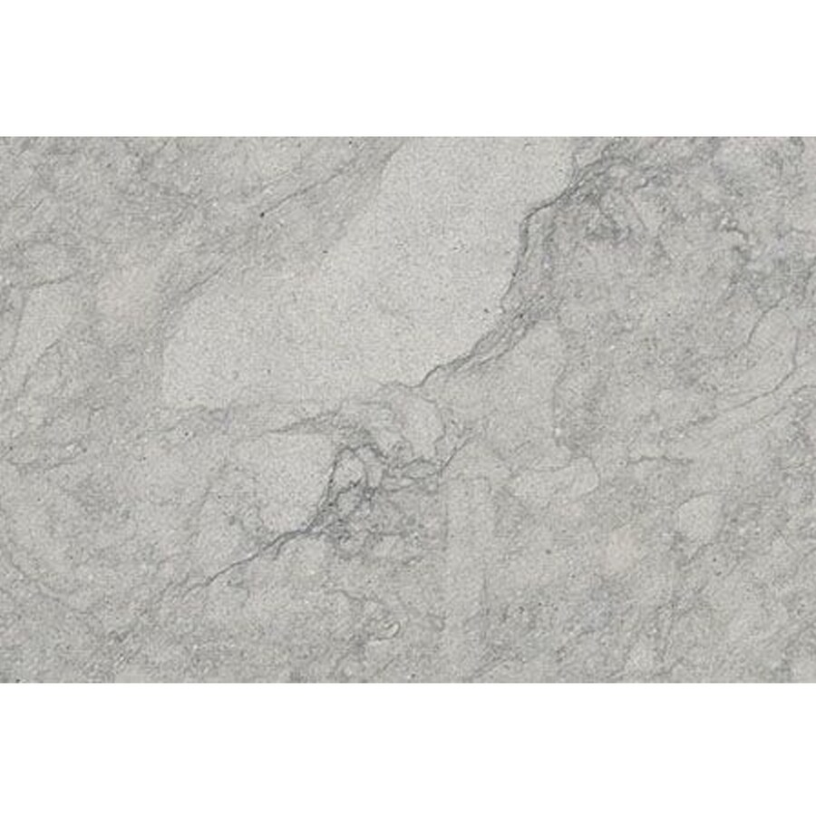 Bermar Natural Stone Exotic Mist Honed Limestone Floor and Wall Tile (Common: 4-in x 10-in; Actual: 4-in x 12-in)