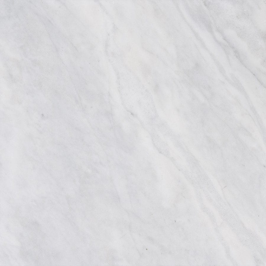Shop Bermar Natural Stone Arctic White Polished Marble