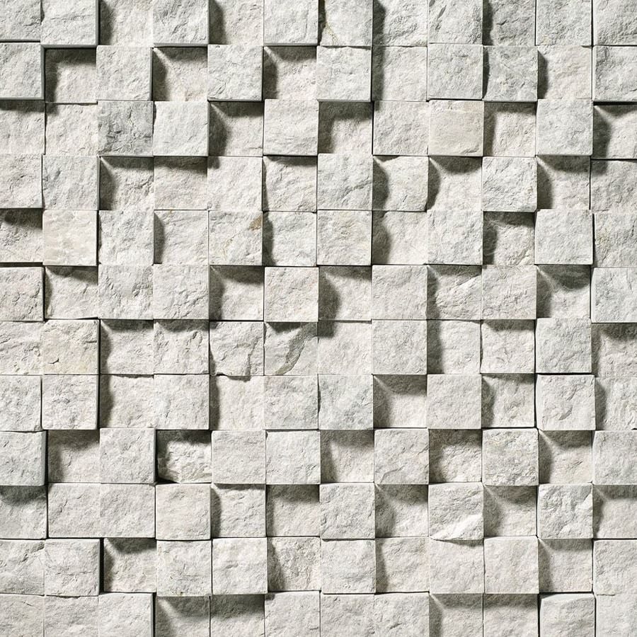 Natural Rock Faces : Shop bermar natural stone silver sky rock face marble