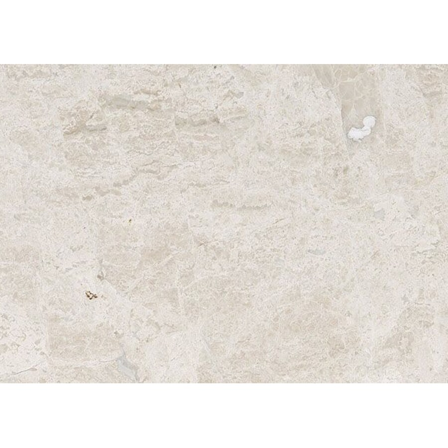 Bermar Natural Stone Royal Beige Polished Marble Floor and Wall Tile (Common: 3-in x 6-in; Actual: 2.75-in x 5.5-in)