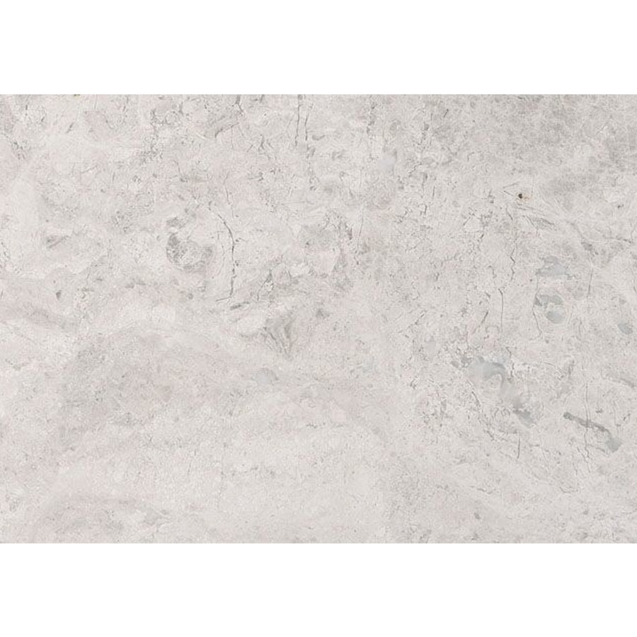 Bermar Natural Stone Silver Sky Polished Marble Floor and Wall Tile (Common: 3-in x 6-in; Actual: 2.75-in x 5.5-in)