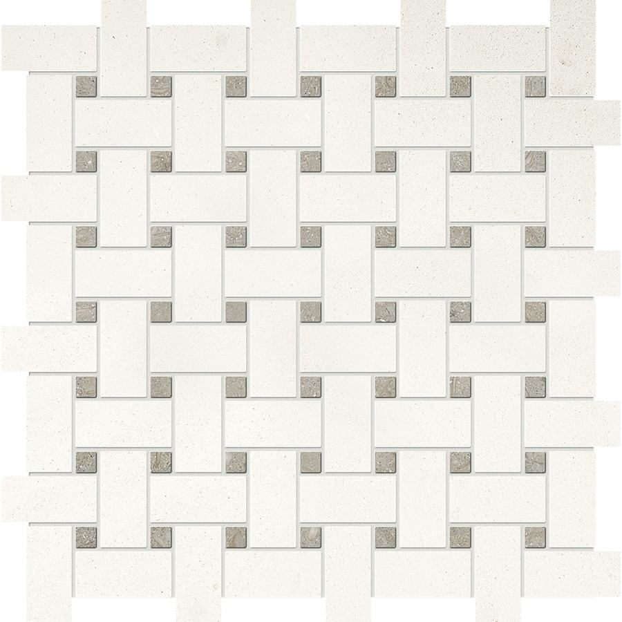 Bermar Natural Stone Cottonwood Honed Limestone Floor and Wall Tile (Common: 12-in x 12-in; Actual: 12.25-in x 12.25-in)