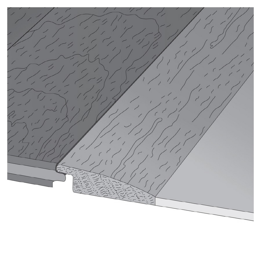 LM Flooring 2-in x 78-in Buckeye Reducer Moulding