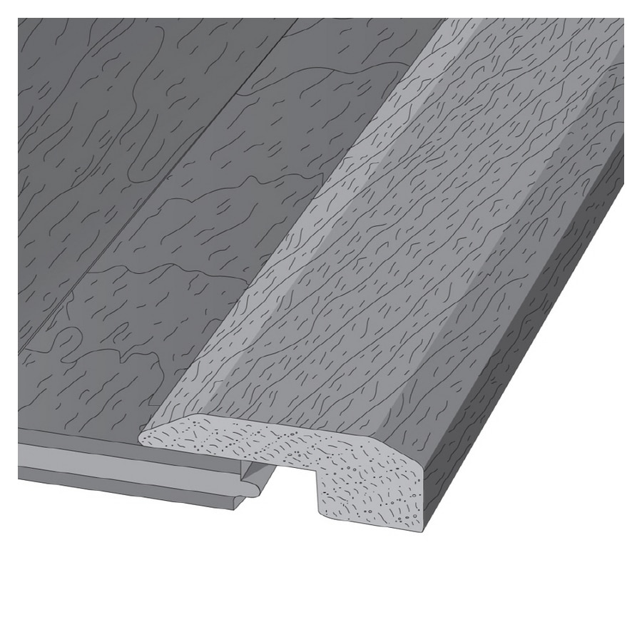 LM Flooring 2-in x 78-in Buckeye Threshold Moulding