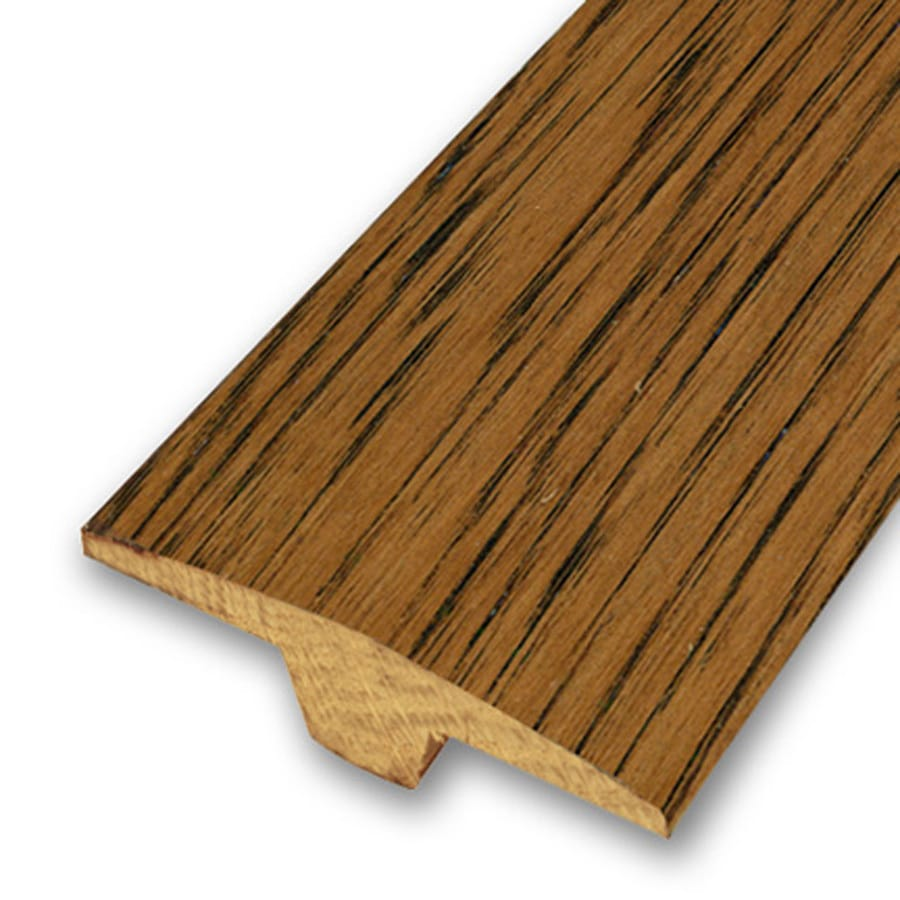 LM Flooring 2-in x 78-in Ozark Hickory T-Moulding