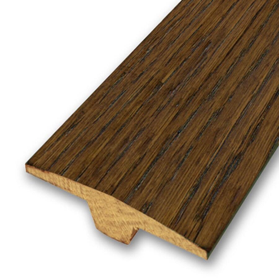 LM Flooring 2-in x 78-in Cottage Oak T-Moulding