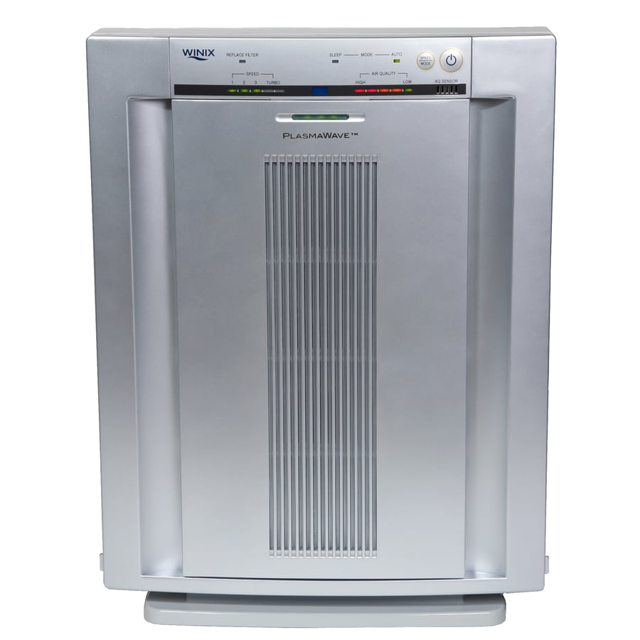 Winix PlasmaWave 4-Speed 350-sq ft True HEPA Air Purifier ENERGY STAR
